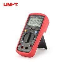 UNI T UT139C Digital Multimeter Voltmeter with Auto Range True RMS DC/AC Voltage LoZ Temperature Capacitance VFC 6000 Counts