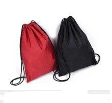 Drawstring Backpack Men Women Waterproof Lightweight Trave Drawstring Bag Fashion Shoulder Bag for Teenager Boys