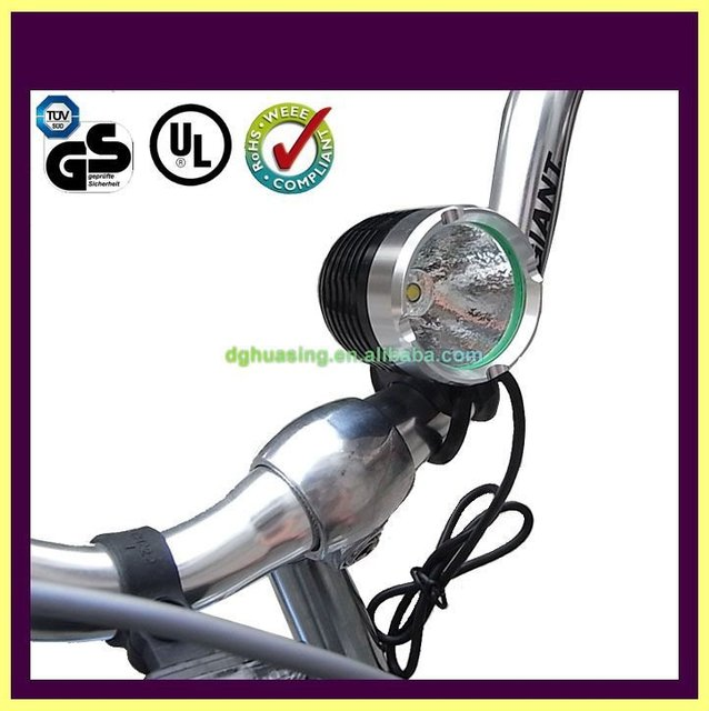 1200Lum headLight outdoor tool led light bike parts Bicycle light SSC-P7 brightness lamp