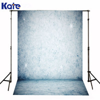 Kate Newborn Baby Fotografia Backdrops Shining Star Rough Photography Background Lights Blue Wall Backdrop For Photo