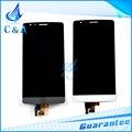 Серый Белый Запасные части для LG G3 Mini D722 D722K D722V жк-экран с сенсорным дигитайзер ассамблеи бесплатная доставка