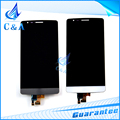Gris blanco piezas de repuesto para lg g3 mini d722 d722k d722v pantalla lcd con pantalla táctil digitalizador asamblea envío gratis