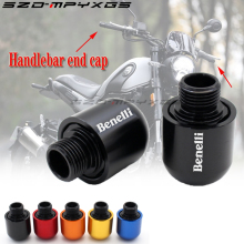 Suitable for Benelli TNT BN 150 250 300 302s 502c 600 752 Leoncino 250 500 universal CNC aluminum handlebar cap slider