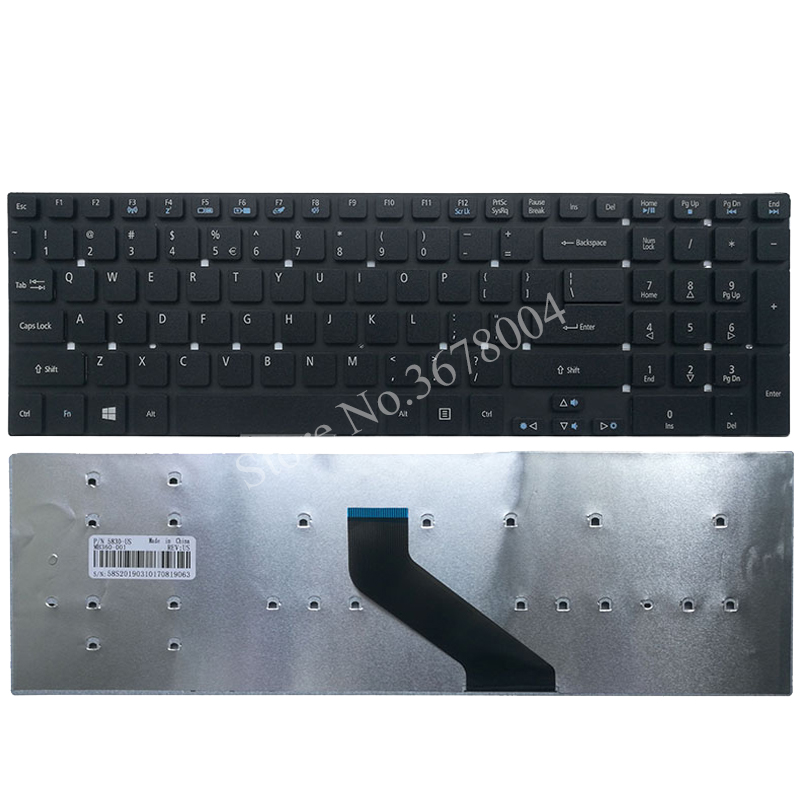 English Keyboard for Acer Aspire V3-551 V3-551G V3-571 V3-571G V3-731 V3-771 V3-771G US laptop KeyboardEnglish Keyboard for Acer Aspire V3-551 V3-551G V3-571 V3-571G V3-731 V3-771 V3-771G US laptop Keyboard