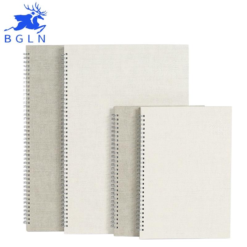 Bgln 60 Sheets 16K Sketch Paper Dark Gray Sketchbook Paper For Drawing Coil Sketch Sketchbooks Notebook