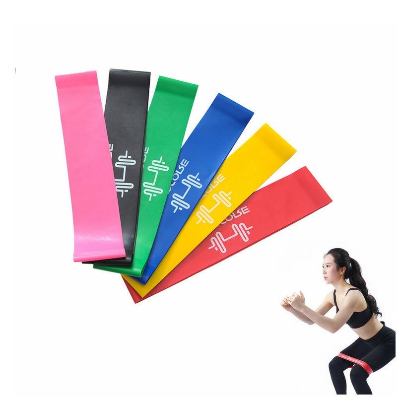 Yoga Pilates résistance bandes d'exercice en caoutchouc boucle crossfit Force Training En Caoutchouc Bandes pour la Construction Du Corps