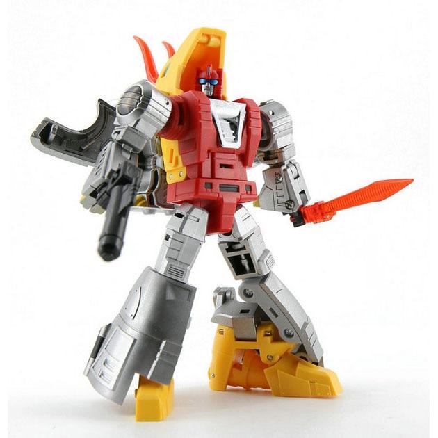(In STOCK) Toys DX9 X18 Bumper