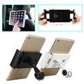 Black & White Car Back Seat Headrest Mount Holder For iPad 2/3/4/5 for SAMSUNG tab Tablet PC Stands Hot Sale