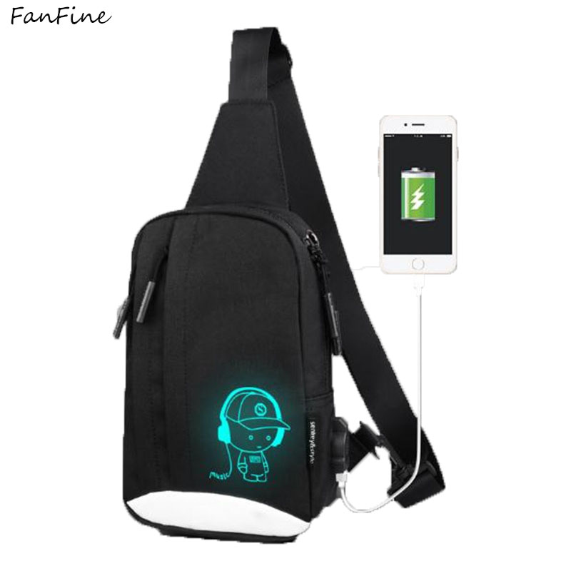 FanFine fashion women bag pack mountaineering walking shark backpack mens school bags Waist Bag hip Pack Leisure Mini Zip Bag