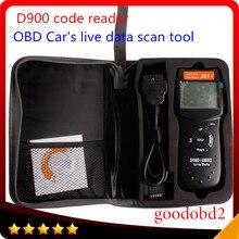 цена на D900 CANBUS OBD2 Code Reader OBD2 Live PCM Data Code Reader Scanner Auto Code EOBD Diagnostic Car Scanner d900