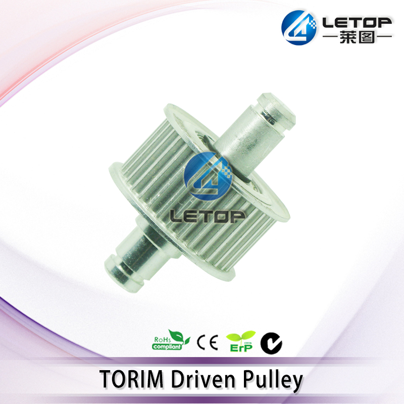 metal belt pulley for TORIM printermetal belt pulley for TORIM printer