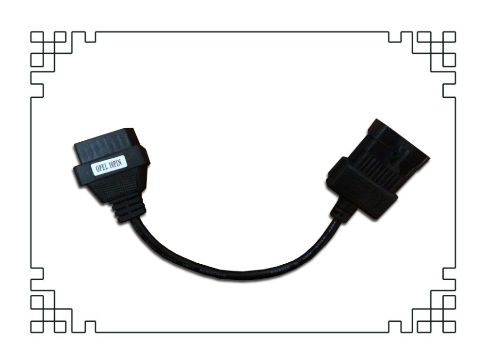 OBD OBD2 полный набор 8 автомобильных кабелей для vd tcs cdp кабели автомобильный кабель диагностический инструмент интерфейсный кабель