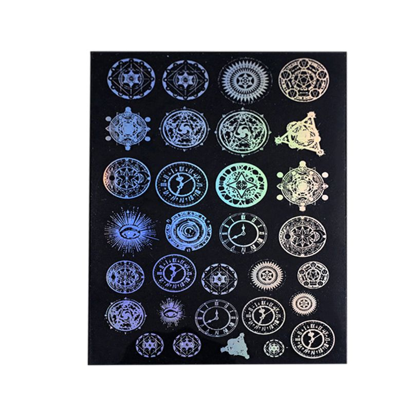 Epoxy Resin Filler UV Filling DIY Crafts Making Sticker Decoration Make Jewelry Mold Tool Accessories