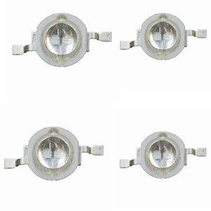 Image 5 - Bộ 50 Led 3 Diode 3W 5W Ánh Sáng 2 Chip 3W LED 5W Diode Phát xanh Dương 450nm UV Diode 395nm IR 730nm 740nm Cao Cấp Đèn UV PCB