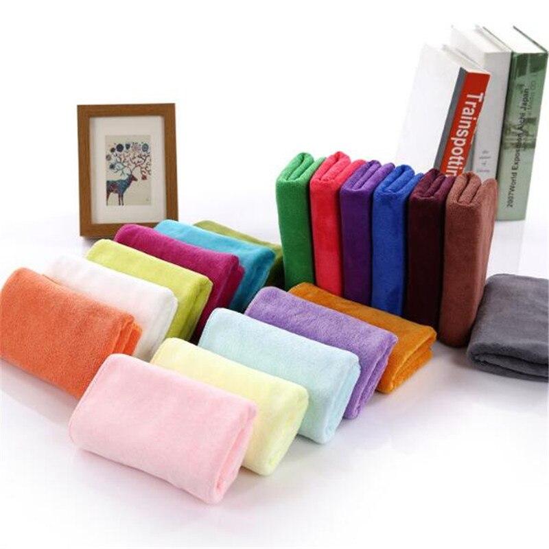 Schoon Hearting Microfiber Stof Handdoek Droog Haar Schoonheid Kapper Speciale Handdoek Groothandel Super Absorberende Gezicht Handdoeken Nieuwe