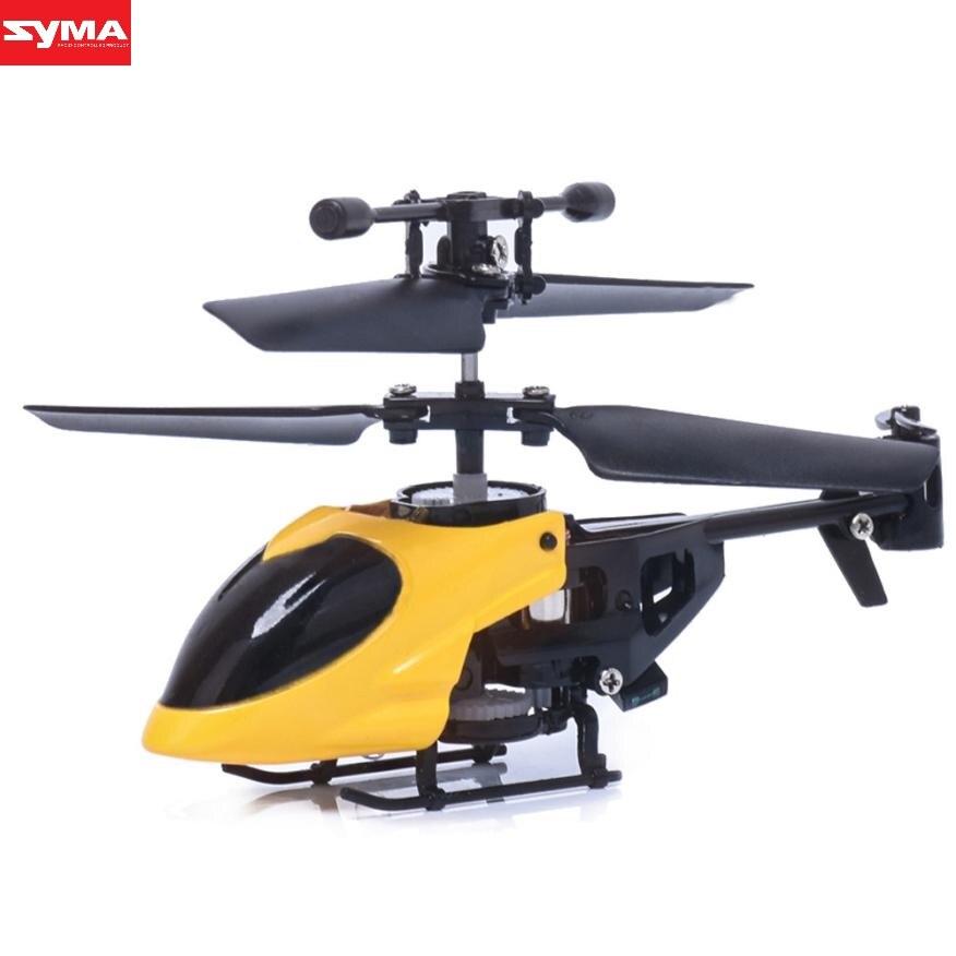 SYMA Quadcopter RC 5012 2CH Mini Hélicoptère Radio Télécommande Avions Micro 2 Canaux quadcopter avec caméra dec29