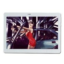 4G LTE tablet PC de 10.1 PULGADAS ips Android 6.0 llamada de teléfono MTK6735 2 GB/16 GB 1920X1200 IPS de Cuatro Núcleos de 2MP + 5MP GPS Bluetooth FM Wifi