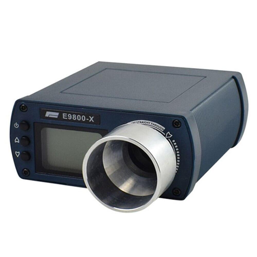 Bullet Firing Speed Chronograph Shooting Measuring Instruments for Shooting Lcd Chronoscope E9800-X Speed Tester