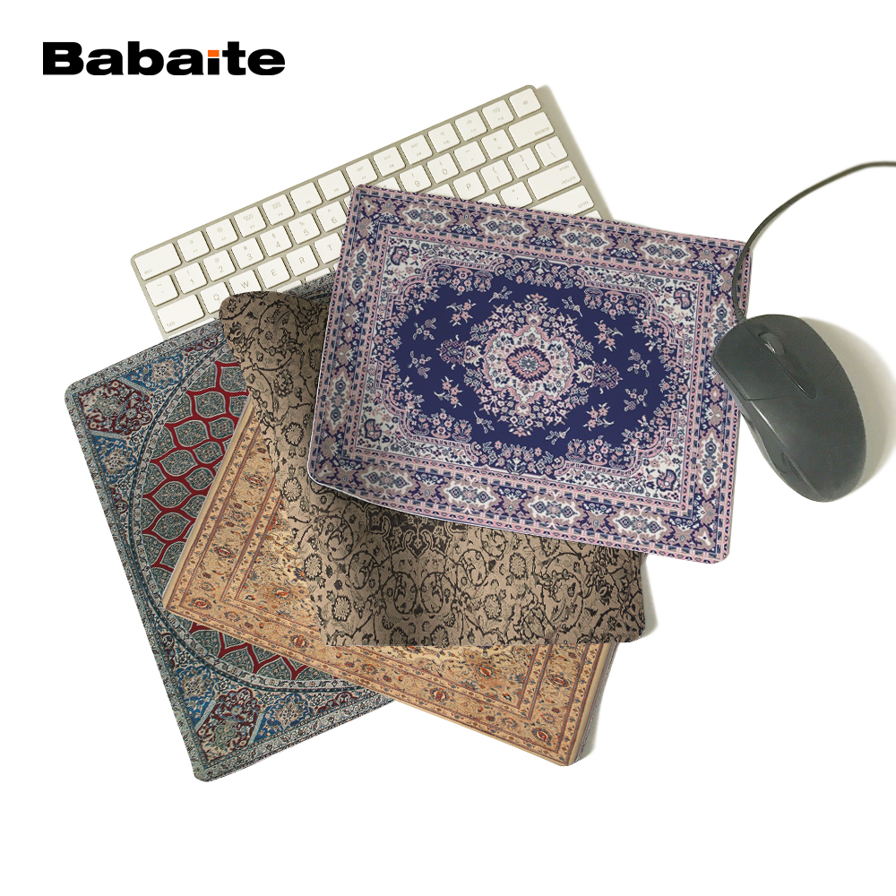 Persian Carpet Styles Best Soft Gaming Mouse Games Black Desk Mousepads
