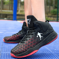 Weweya New High Quality Basketball Shoes Men Air Mesh Sneakers Breathable Comfortable Athletic Shoe Women Outdoor Sport Trainers 4