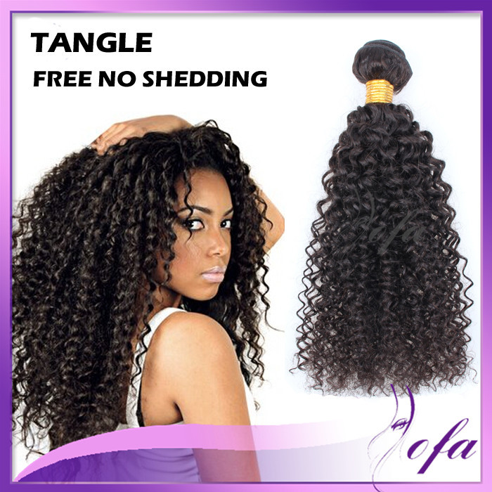 Mongolian Tight Curl Virgin Hair Permanent Top Best Hair Extensions