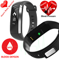 M2 Smart Band Heart Rate Blood Pressure Oxygen Monitor Bracelet Pedometer Sport Wrist Clock Call/SMS reminder for ios Android