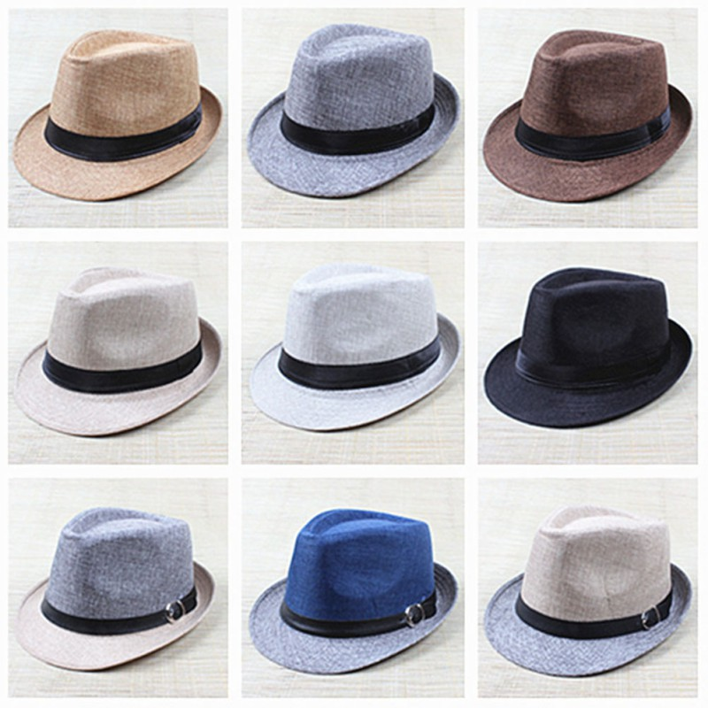 Sun Hats Hair Accessories Solid Sexy Casual Unisex Hat Women Hat Men Gangster Summer Beach Cap