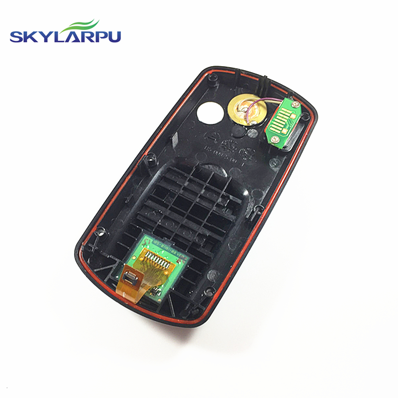 skylarpu Rear cover for GARMIN EDGE 705 bicycle speed meter back cover Repair replacement Free shipping skylarpu lcd screen for garmin edge 520 bicycle speed meter lcd display screen panel repair replacement free shipping