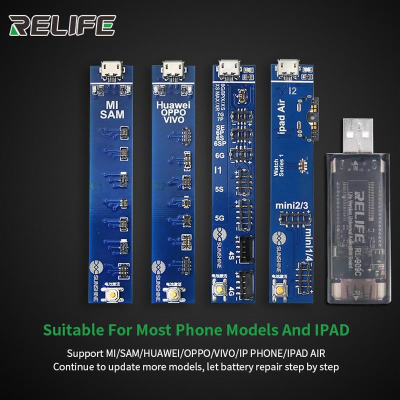 RL-909C tarjeta Universal de activación de batería de teléfono móvil herramienta de carga rápida PCB con Cable USB para iPhone8/8p/x herramienta de envío de teléfono 1 pieza de acero inoxidable herramienta de torsión de barras de refuerzo gancho de torsión de alambre gancho de acero conector de construcción de Metal con mango de agarre suave