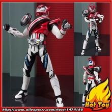 "Original BANDAI Tamashii Nations S.H.Figuarts (SHF) Action Figure   Kamen Rider Drive Type Dead Heat from ""Kamen Rider Drive"""