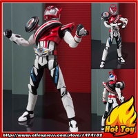 Original BANDAI Tamashii Nations S.H.Figuarts (SHF) Action Figure Kamen Rider Drive Type Dead Heat from Kamen Rider Drive