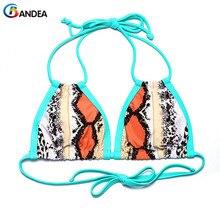 BANDEA bikini tops bottoms swimwear women two-piece separates swimsuit sexy brazilian bottom thong panties swimsuit padding top недорого