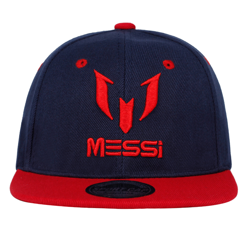 Children Outdoor Sports Hats Messi Big Bone Baseball Cap Kids Caps Hip Hop Snapback Hats Child Hat Boys Girls Hats Fashion Cap