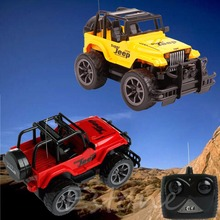 1:24 Drift Speed Remote control for RC Jeep Off-road vehicle Car kids Toy Gift 1Pc