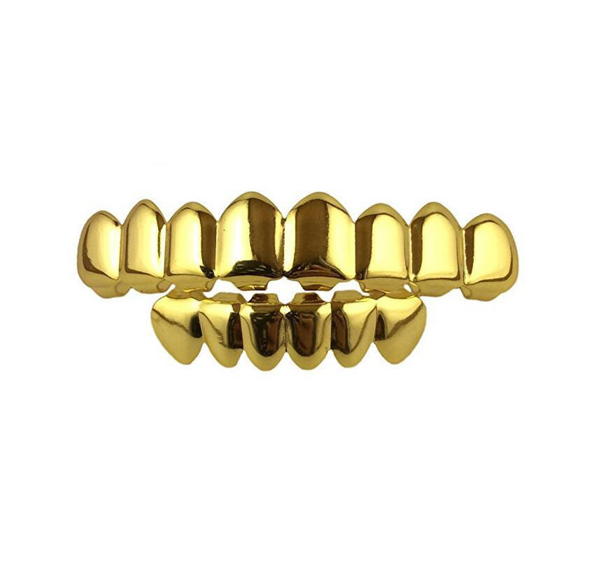 Teeth Whitening Denture Perfect Smile Comfort Fit Flex Temporary Crown Anteriors Front Gold Posterior Tooth False Teeth
