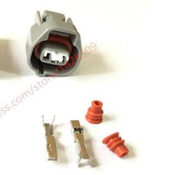 50/100 ensembles 2 broches Sumitomo rapide connecteur électronique femelle fil harnais automobile connecteur 6189-0249