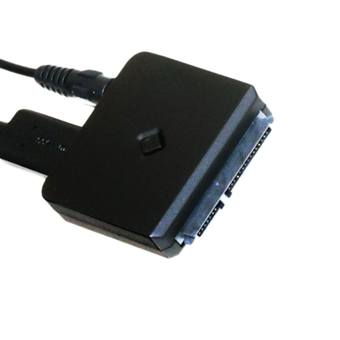 Etmakit 2.5/3.5 Polegada Sata para USB 3.0 Driver de Disco Rígido SSD USB para Sata HDD Converter com Adaptador De Energia para IOS Win7 Win8 Win10