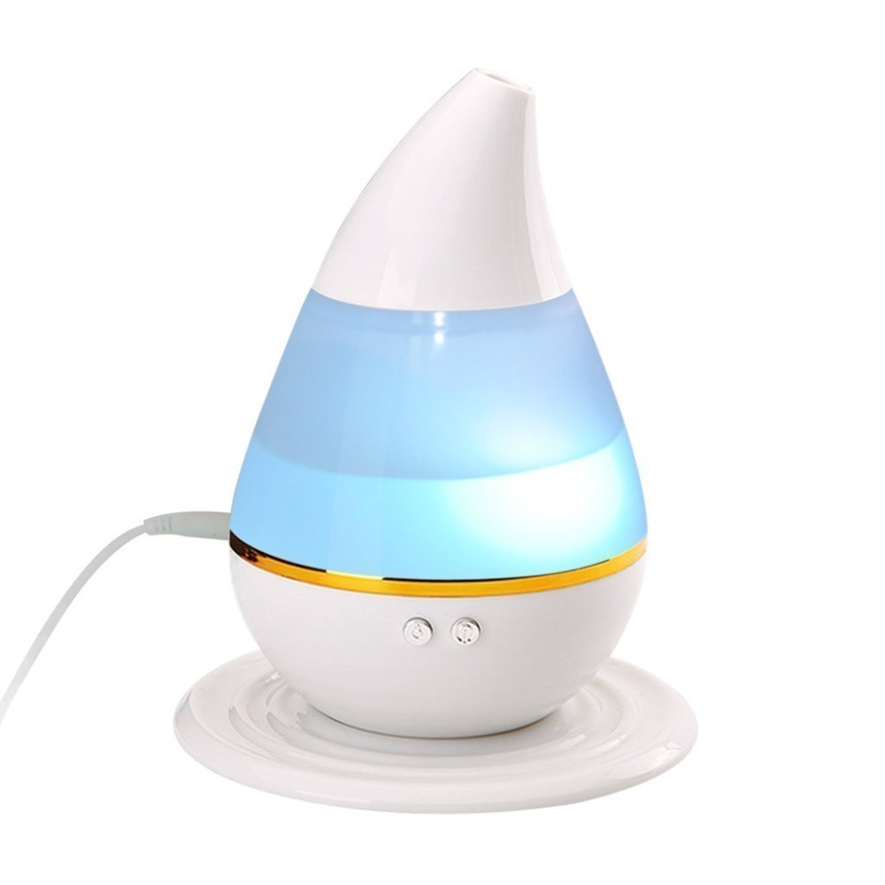 Essential Air Humidifier Mini Colorful Oil Diffuser Cool Mist Humidifier Usb Humidifier Air Purifier For Women