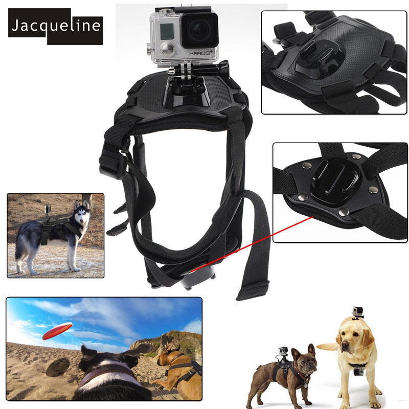 Jacqueline for Dog Accessories Set Kit de montage pour Gopro hero HD - Caméra et photo - Photo 3