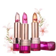 Hot sale Temperature Change Moisturizer Bright Super Flower Lipstick Magic Color Nutritious LipBalm Lip Care Cosmetic