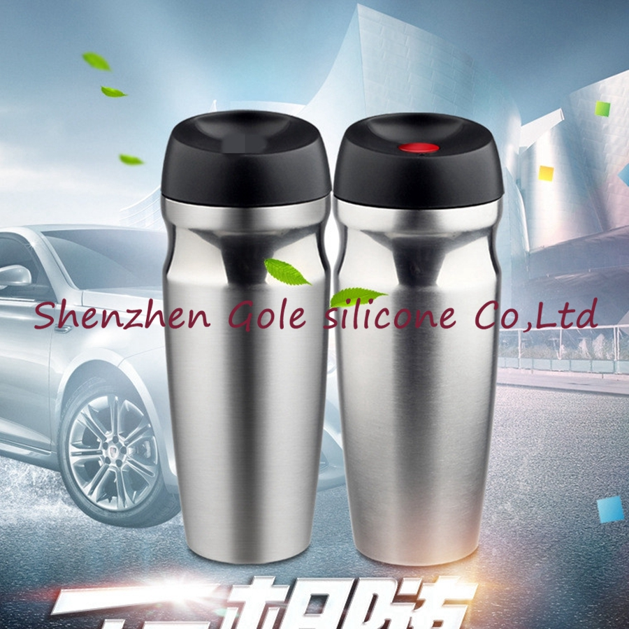 50pcs Insulated Travel keller Double wall Stainless Steel Tumbler time! Free Coffee Cup Thermos GMBH fresh Water Bottle