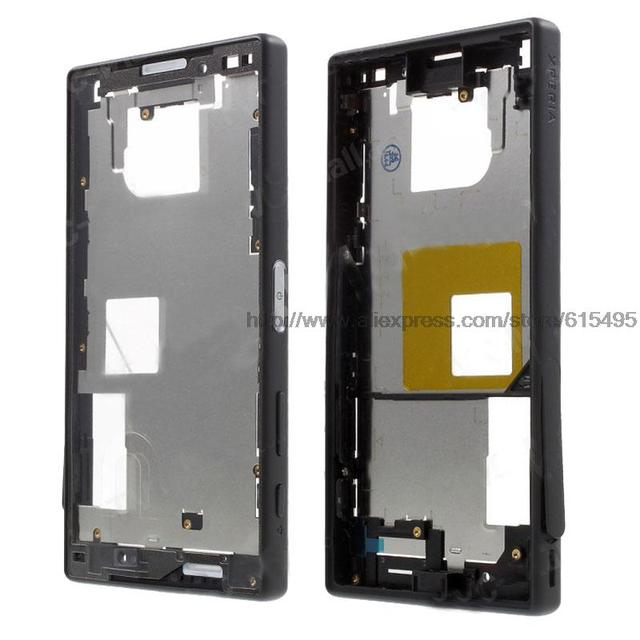 OEM Z5 Mini Mid Middle Plate  Housing Frame Front Housing Replacement for Sony Xperia Z5 Compact