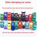 Nueva pixar cars cars cambian de color loose rare toy 1:55 cambio de color cambio de color cambio de color dj snot rod ramone