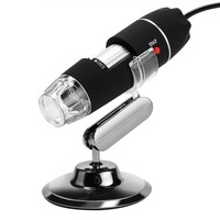 Portable USB 500X 2MP Digital Microscope Endoscope Magnifier Camera For Medical Cosmetology