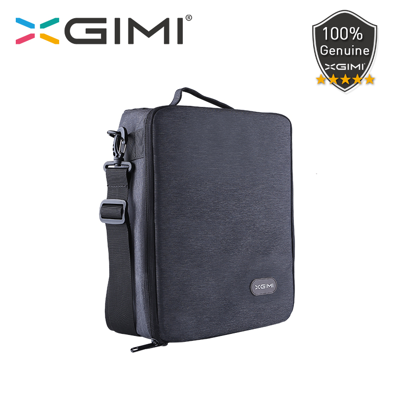 Projectors Accessories & Parts Obliging Xgimi H1 Protable Bag Original Xgimi Accessories High-density Waterproof High-elastic Pvc Fabric Storage Bags For H1 Projector Moderate Cost