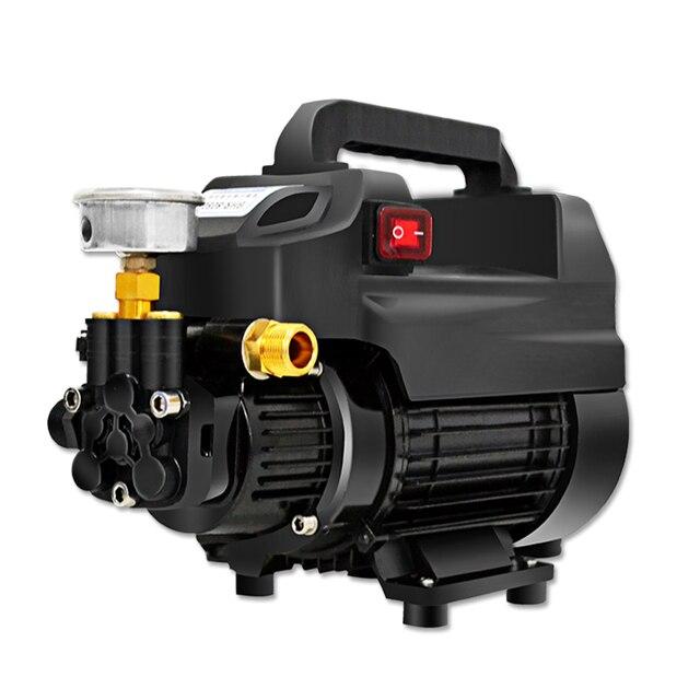 Car washing machine, household high voltage electric car washer, 220V car wash, water gun brush, pump car, portable self suction