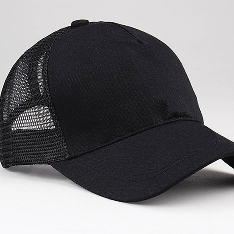 Camouflage Mesh Baseball Cap Ponytail Hats For Women Messy Bun Snapback  Caps Summer Autumn Camo Outdoor Hat-in Baseball Caps from Apparel  Accessories on ... 5d308c9481be