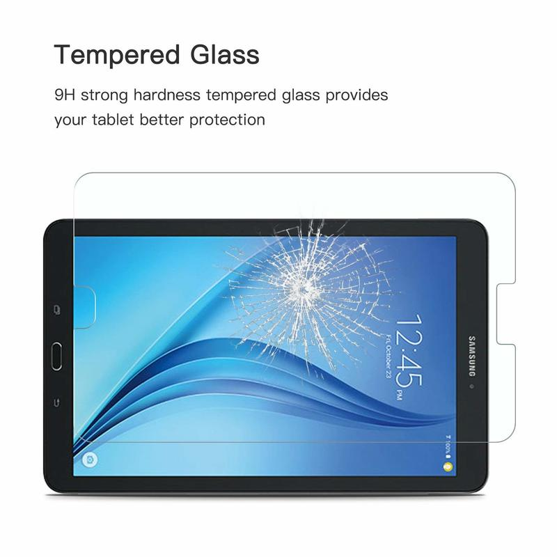Tempered Glass For Samsung Galaxy Tab E 8 0 SM T377V T375P T375 T377 Screen Protector