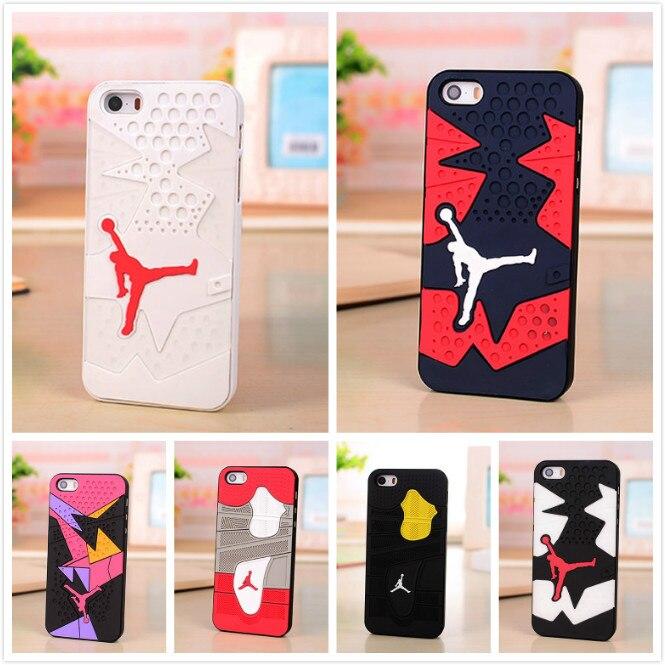 newest 55c47 3b1b0 air jordan 7 iphone case
