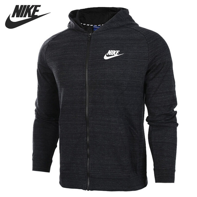 Original New Arrival 2017 NIKE NSW HOODIE FZ AV15 KNIT Men s Jacket Hooded  Sportswear ea25b565895e